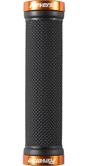 Reverse Lock-On handvatten zwart